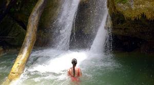 Laos cascades